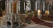 Innerer Chorbereich der St. Lorenzkirche in Nürnberg