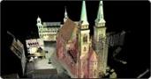St. Sebalduskirche in Nürnberg