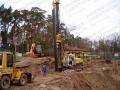 Neubau Regenüberlaufbecken