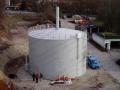 Gaslagerbehälter Kleinschwarzenlohe