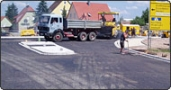 Stadt Heilsbronn: Neubau eines Kreisverkehrsplatzes